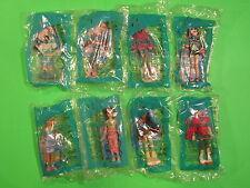 2004 McDonalds - My Scene - set of 8 *MIP*
