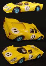 Scalextric C2787 Ferrari 330P4, yellow Slot Car NEW
