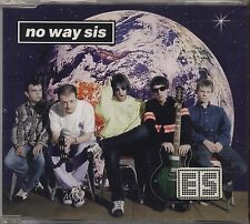 OASIS - No way sis - CDs SINGLE 1996 NEW NOT SEALED 4 TRACKS