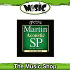 Martin SP 80/20 Bronze Acoustic Guitar Strings 10-47 Extra Light - MSP3000