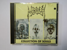 Master ‎– Collection Of Souls - CD Nuclear Blast ‎– NB 076 CD