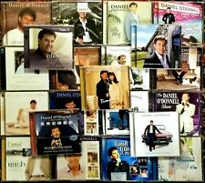 Daniel O'Donnell 21 CD lot Collection of Classics Songs of Faith Irish Paradise