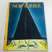The New Yorker: October 27 1962 Full Magazine/Theme Cover Abe Birnbaum