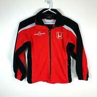 Honda F1 Racing Team Genuine Formula One Jacket Size Men's Large
