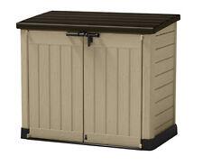 Keter It Out Max Plastic Outdoor Garden Storage Shed (17199418)  sc 1 st  eBay & Buy Keter Garage Garden Sheds | eBay