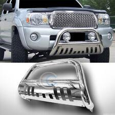 Fit 02 08 Dodge Ram 150003 09 25003500 Chrome Ss Bull Bar Bumper Grille Guard Fits 2005 Dodge Ram 1500