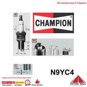 N9YC4 Copper Plus Spark Plug for NISSAN 280C 430 280ZX 130 BLUEBIRD 910 PULSAR N