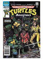 Teenage Mutant Ninja Turtles Adventures Vol. 1  #1 - Newsstand Variant
