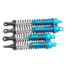 RC 81002 Rear 81003 Front Blue Alum Shock Absorber 4PCS For HSP 1:8 Buggy Truck