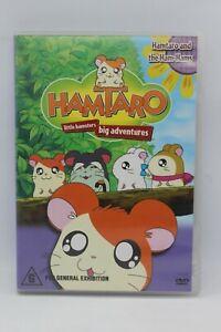 HAMTARO ADVENTURE 1.4 DVD ANIME REGION 4 - FREE POSTAGE
