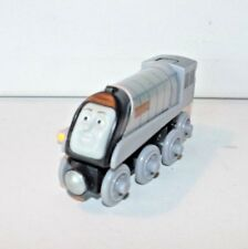 Thomas & Friends Wooden Railway Train Tank Engine Talking Spencer Light Up - GUC
