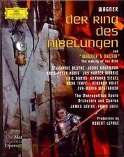 Wagner Terfel Kaufmann Blythe Voigt Der Ring Des Nibelungen 5 PC BLURAY