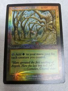 FOIL Gaea's Cradle, NM, Judge Promo