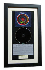 PENDULUM In Silico CLASSIC CD Album GALLERY QUALITY FRAMED+EXPRESS GLOBAL SHIP