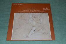 Tchaikovsky Symphony No. 6~Pathetique~Monteux/Boston Symphony Orchestra