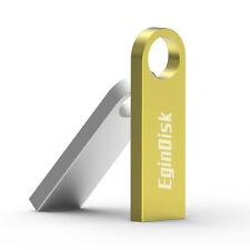 Usb Flash Drive 8GB 16GB 32GB Pendrive Metal Disk On Key Support Custom Logo