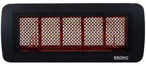 Bromic Heating Tungsten 500 Smart-Heat 25-Inch Gas Patio Heater - BH0210003-1
