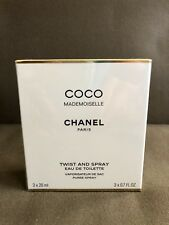 Coco Mademoiselle by CHANEL (3 small bottles of 0.7 FL OZ) EDT for women