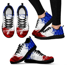 France Flag - Shoes - Women's Sneakers