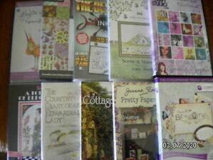 Great Selection of Craft CD's. Choice of 10 Titles.  (31-40)