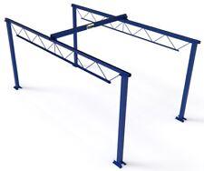 Diy Shop Crane Plans 2000 Lb. - Overhead Shop Crane Plans To Build