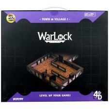 WizKids Warlock Dungeon Tiles Town & Village 1
