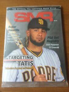 PSA Grading SMR Price Guide May 2021 w/ Fernando Tatis Jr. San Diego Padres