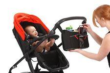 Universal BABY SACCHETTO di stoccaggio con sezioni di telefono per Passeggino Carrozzina Passeggino Passeggino