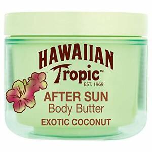 Beurre corporel après-soleil Hawaiian Tropic (Coco Exotique, 200ml)