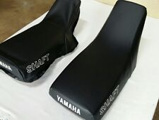 YAMAHA TRI-MOTO YTM 225 1983-1985 MODEL REPLACEMENT SEAT COVER  BLACK(Y83--n13)