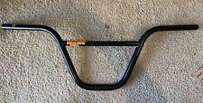 Bicycle Handle Bars - S&M HODER BAR BLACK