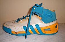 Adidas TS commander mens size 14M US, hi-tops multi color basketball shoes