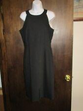WOMEN'S BANANA REPUBLIC SHEATH  BLACK  DRESS SIZE 10