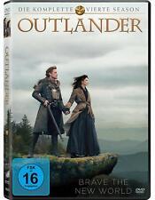5 DVDs * OUTLANDER - DIE KOMPLETTE STAFFEL / SEASON 4 # NEU OVP <