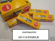10 CANDELE NGK B7HS PASSO CORTO