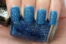 NEW! OPI Nail Polish Lacquer GET YOUR NUMBER ~ Liquid Sand Blue Mariah Carey Col