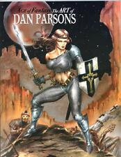 Age of Fantasy: The Art of Dan Parsons     First Print 2003