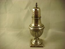 Victorian Silver Pepper Pepper Shaker J.G Birmingham