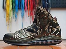 Nike Air Hyperposite Tiger Camo Size 16. 524826-300 jordan foamposite