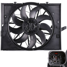 New fits BMW Radiator Cooling Fan (Brushless Motor) E60 525 530 545 645 E65 750