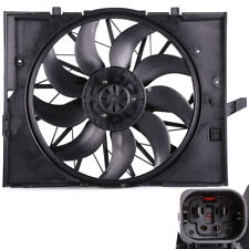 New fits BMW Radiator Cooling Fan (Brushless Motor) E60 525 530 545 645 E65 750