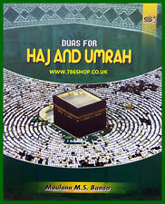 Duas For Haj and Umrah book ( Ideal size Islamic pray book ) Paper back NEW