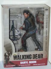 THE WALKING DEAD DARYL DIXON DELUXE 10 INCH SURVIVOR EDITION ACTION FIGURE AMC
