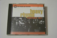 HEAVY RHYME EXPERIENCE VOL 1 CD 1992 (Main Source Masta Ace Edo G Kool G Rap)
