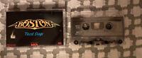 Boston - Third Stage - Cassette Tape MCAC 6188