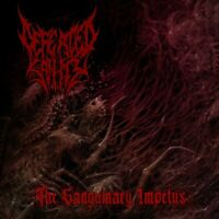 Defeated Sanity - The Sanguinary Impetus [New CD]