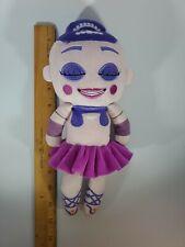 "FNAF Ballora 11"" Plush Five Nights At Freddy's Sister Location USA Seller"