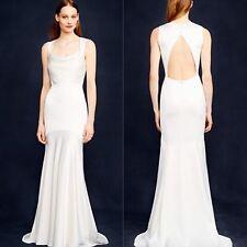 NWT J.Crew Ivory Jillian A9994 Vintage Inspired Wedding Gown Dress 2