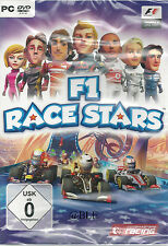 DVD-ROM + F1 + Race Stars + Formula One + Rennen + Racing + Win 7 +
