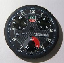 Genuine Tag Heuer Dial HX0689 Professional 200m Formula 1 Chronograph 29mm Mint